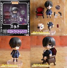 Black Butler Kuroshitsuji Ciel Phantomhive Anime Manga Figuren Set H:11cm