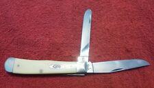 Vintage Case Xx 3254 Folding Blade Knife Usa