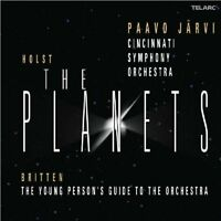 ustav Holst - Holst: The Planets [CD]