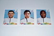 PANINI France 98 - 3 Engländer Adams, Fowler & Ferdinand Neu / Rar