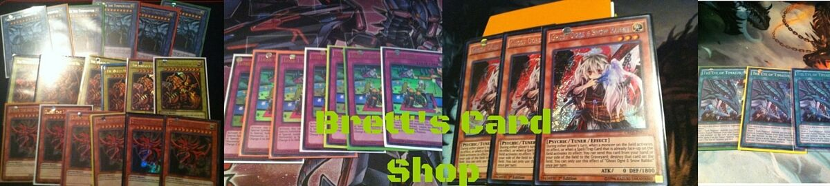 Brett s Card Shop