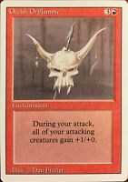 Orcish Oriflamme - Red Revised 3rd Edition Mtg Magic Rare x4 NM