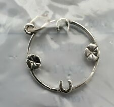 .925 Sterling Silver Lucky Penny Charm * new sealed in bag