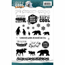 Keep it Cool - Clearstamp / Stempel -  von Amy Design (ADCS10056)