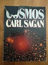 Cosmos by Carl Sagan, 1980 1st ed. (Hardcover)