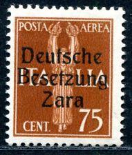 BES IIWK ZARA 25III * ATTEST KRISCHKE 1560€(S7922