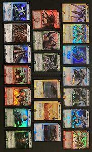 Complete Factory Set |DM-01 Base Set 110/110 |Duel Masters TCG Japanese |NM-MINT