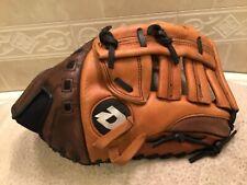 "DeMarini Insane 12.5"" Fastpitch Softball First Base Mitt Right Hand Thro NWOTags"