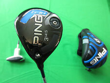 Mint LEFT PING G30 14.5* 3 WOOD FAIRWAY PING TFC 419 REGULAR FLEX GRAPHITE DEMO