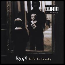KORN - LIFE IS PEACHY ~ 90's HEAVY METAL / RAP CD Album ~ JONATHAN DAVIS *NEW*
