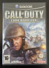 Call of Duty l'ora degli eroi Gamecube Pal in ottime condizioni