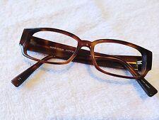 """Oliver Peoples """"Dorfman"""" Eyeglasses in Brushed Brown, 50mm-14mm-140mm"""