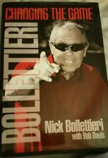 Changing The Game by Nick Bollettieri Signed by the Author