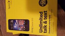 HTC Desire 510 - 4GB - Black (Sprint) Smartphone