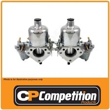 """MG MGB 4 cyl Special 1969 on SU HS6 1-3/4"""" Carburettors (pair) NEW"""