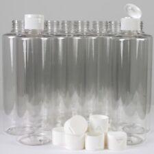 Empty Plastic Storage Bottles - Pint  - Pint