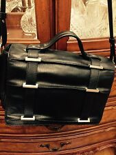 NWT Black Authentic ALLIBELLE TUNNEL CONVERTIBLE Shoulder Bag  Retail: $359.00