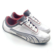 Puma Mens BMW Motorsports Future Cat Trainers White Athletic 30445301 Size: 14