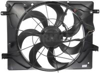 Engine Cooling Fan Assembly Dorman fits 10-12 Hyundai Genesis Coupe 3.8L-V6