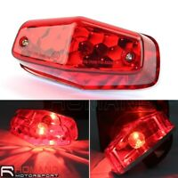 Rear Tail Light Taillight For Lucas Type 564  Triumph BSA Norton Matchless New