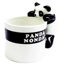 Panda Mug Japanese Panda Nonda Coffee Mug 3D Animal Ceramic Cup Tea Mug Cup