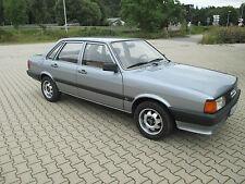 Audi 80 B2 Type 81 Facelift H Zulassung  Restauriert Tüv 06/ 2020