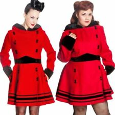 5ac73a1db0d76 Hell Bunny Knee Coats   Jackets for Women