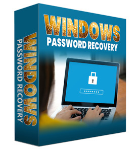 Windows 10 8 7 Password Recovery Bootable USB DVD Reset Bypass Remove App