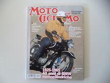 MOTOCICLISMO D'EPOCA 11/2002 HONDA CB 550/MOTO MORINI 500/MOTOBI 250/BSA A10 650