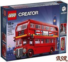 LEGO® Creator / Expert: 10258 Londoner Bus & 0.-€ Versand & NEU & OVP !