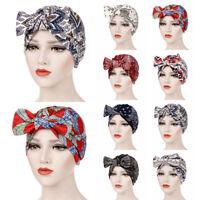chef. cancer de la chimio pac les femmes turban chapeau bowknot les musulmans