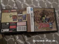 The Legend of Zelda: Phantom Hourglass (Nintendo DS, 2007) = COMPLETE w/ Manual
