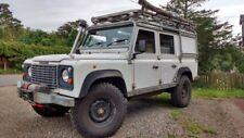 Land Rover Defender 110 300 Tdi Utility Station Wagon, Camper Expedition