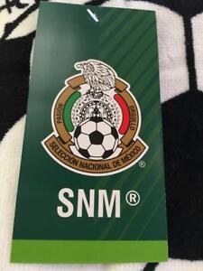 Seleccion Nacional De Mexico SNM Beach Towel 30x60 100% cotton