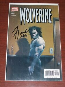 Wolverine #181! (1988) Signed by Writer Frank Tieri! NM! COA!