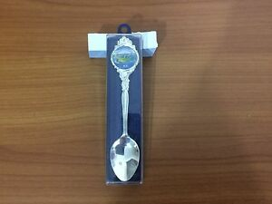 NZ Mt Maunganui Collectible Spoon With Original Box