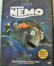 Finding Nemo - Disney / Pixar (DVD, Single Disk, Widescreen)
