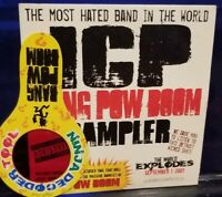 Insane Clown Posse - Bang Pow Boom Sampler CD psyhcopathic records rydas icp