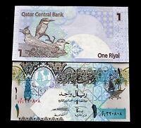 Katar Qatar 1 Riyal  ND 2008 P-28 UNC BANKNOTE WÄHRUNG MIDDLE EAST CURRENCY