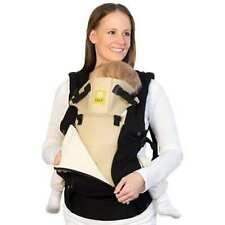 New! Lillebaby Complete All Seasons Baby Carrier Black Camel