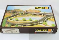 Faller 2909 Pillar Set Bridge Abutments 22 Pieces Gauge Z Original Packaging