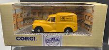 Corgi Classics 96849 Morris 1000 Van AA Service in Yellow Scale 1:43 (locshe5)