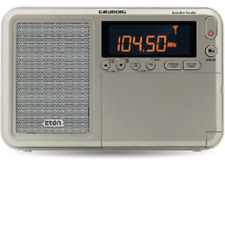 Eton Executive Traveler AM/FM/LW/Shortwave Radio with ATS, NGWTIIIEXEC