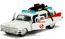 Voiture CADILLAC Miller Meteor Ghostbusters ECTO 1 Ambulance SOS Fantômes 1/32