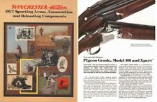 Winchester 1977 Guns and Ammunition Catalog