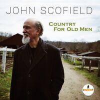 JOHN SCOFIELD - COUNTRY FOR OLD MEN   CD NEU