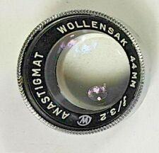 Wollensak 44mm f/3.2 Anastigmat Lens D256