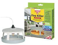2 Pack STV Flea Trap Killer Poison Free Traps Dog Fleas Cat ZER 020