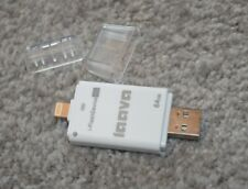 I-Flash device Hd; brand new; memory card adapter for cell phone