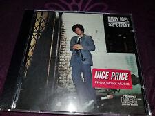 CD Billy Joel / 52ND Street - Album 1978